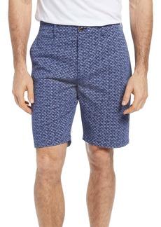 johnnie-O Men's Fahrvergnügen Stretch Shorts
