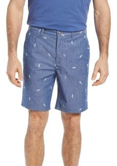 johnnie-O Men's Hula Print Shorts