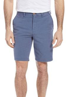 johnnie-O Men's Reyes Stretch Cotton Shorts
