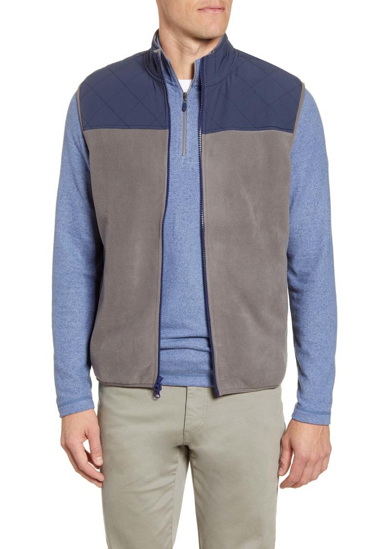 johnnie-o Morrison Water Resistant Fleece Vest