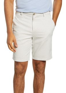 johnnie-O Nate Geo Print Chino Shorts