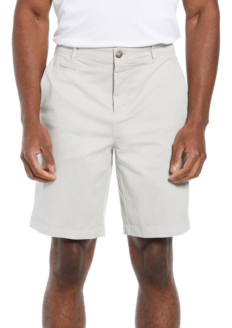 johnnie-O Neal Stretch Twill Shorts
