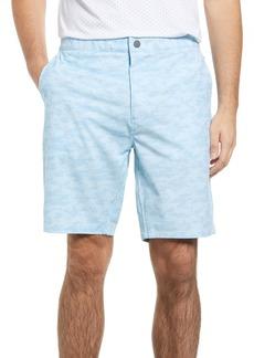 johnnie-O No Man Left Behind Camo Hybrid Shorts