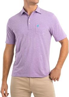 Johnnie-O Original Heathered Regular Fit Polo Shirt