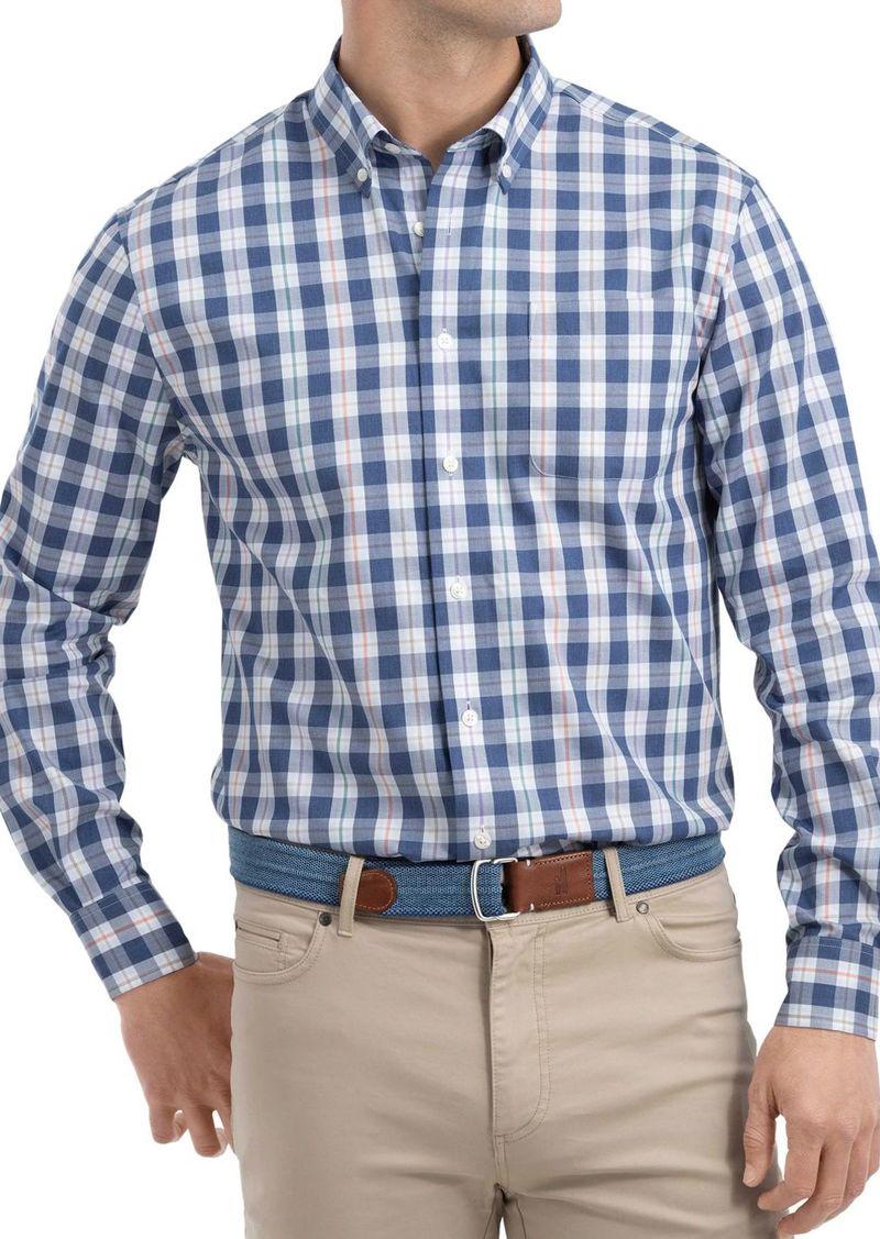 Johnnie-O Swain Plaid Oxford Classic Fit Button-Down Shirt
