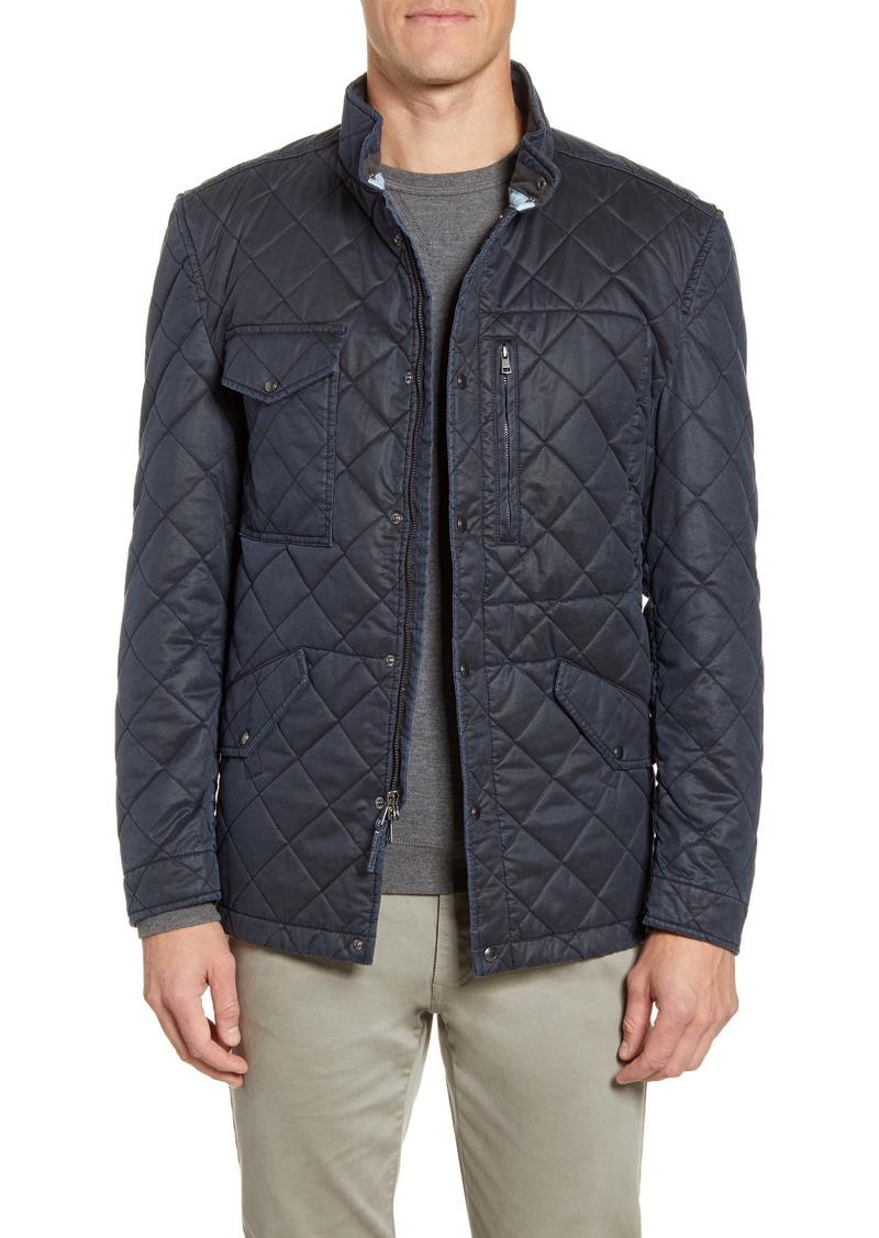 johnnie-o Weldon Quilted Field Jacket