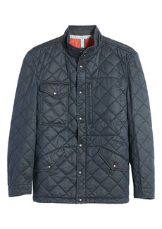 johnnie-o Weldon Quilted Field Jacket