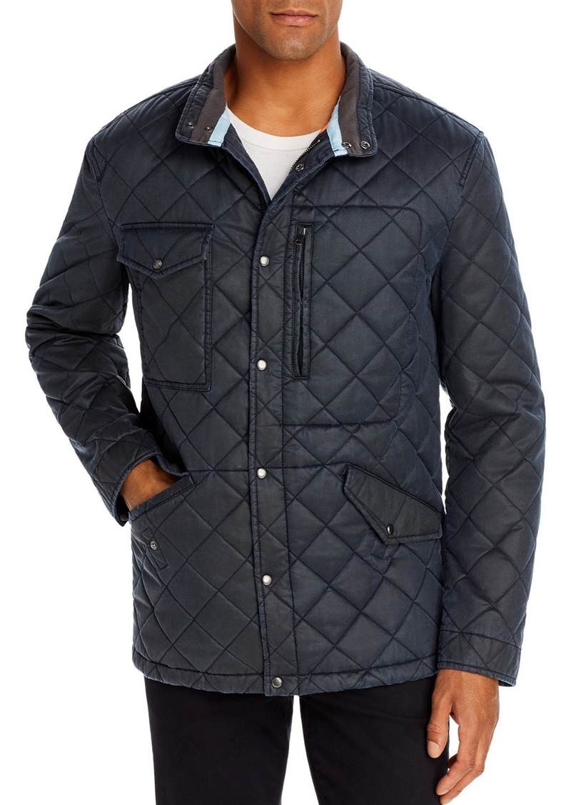 Johnnie-O Weldon Quilted Jacket