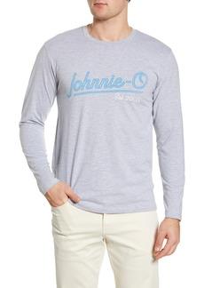 Men's Johnnie-O Playa Script Logo T-Shirt