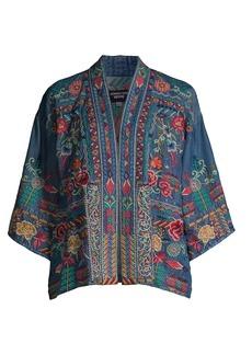 Johnny Was Eilona Kimono Jacket