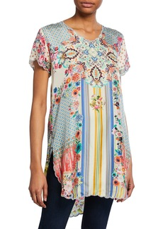 d9d19e1a4984d5 SALE! Johnny Was Egypt Embroidered Eyelet Poncho