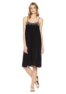 Johnny Was Lisa Babydoll Lined Dress