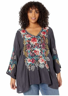 Johnny Was Plus Size Emmaline Blouse