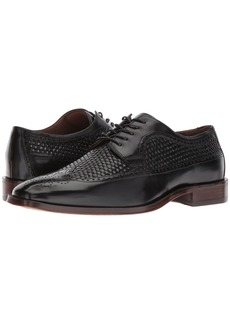 Johnston & Murphy Boydstun Woven Dress Wingtip Oxford