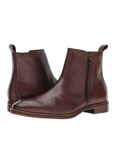 Johnston & Murphy Conard Causal Dress Double Zip Boot