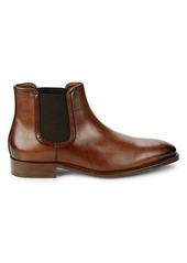 Johnston & Murphy Cormac Leather Chelsea Boots
