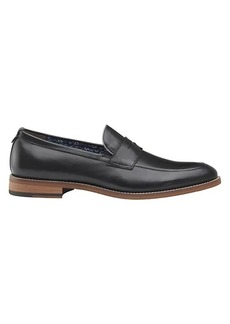 Johnston & Murphy Haywood Leather Penny Loafers