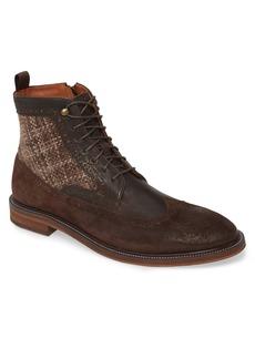 Johnston & Murphy J&M 1850 Brewer Wingtip Boot (Men)