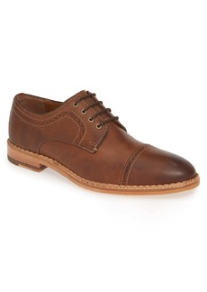 Johnston & Murphy J&M 1850 Chambliss Cap Toe Derby (Men)