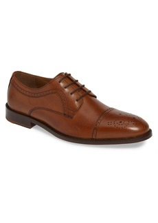 Johnston & Murphy Alredge Cap Toe Derby (Men)