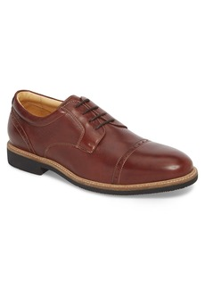 Johnston & Murphy Barlow Cap Toe Derby (Men)