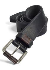 Johnston & Murphy Belt & Cap Toe Boot