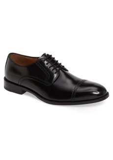 Johnston & Murphy Bradford Cap Toe Derby (Men)