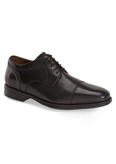 Johnston & Murphy 'Branning' Waterproof Cap Toe Derby (Men)