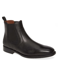 Johnston & Murphy Branning Waterproof Chelsea Boot (Men)