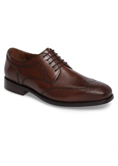 Johnston & Murphy Branning Waterproof Wingtip (Men)