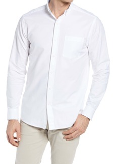 Johnston & Murphy Classic Oxford Button-Down Shirt