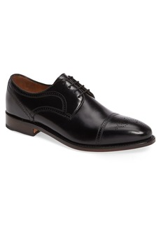Johnston & Murphy Collins Cap Toe Oxford (Men)