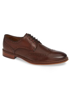 Johnston & Murphy Conard Embossed Wingtip (Men)