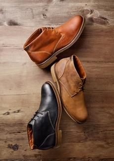 Johnston & Murphy Copeland Chukka Boots Men's Shoes