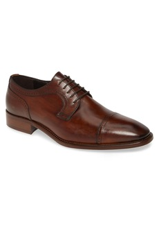 Johnston & Murphy Cormac Cap Toe Derby (Men)
