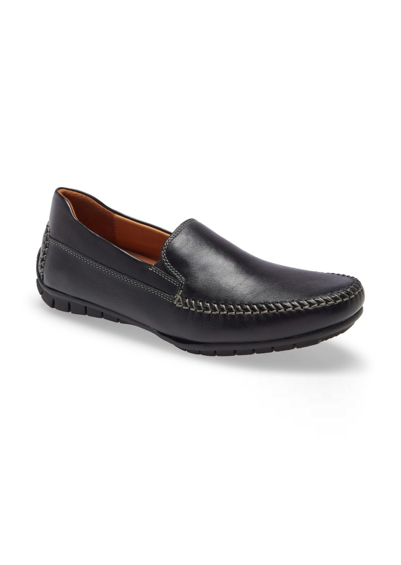 Johnston & Murphy Court Whipstitch Driving Loafer