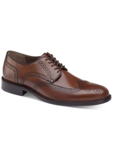 Johnston & Murphy Daley Wingtip Oxfords Men's Shoes