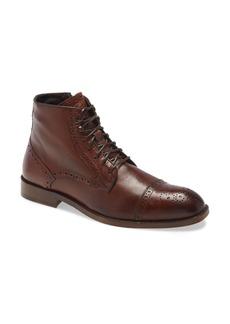 Johnston & Murphy Donahue Cap Toe Boot (Men)