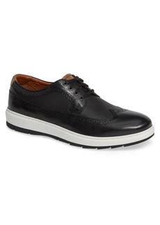 Johnston & Murphy Elliston Wingtip Sneaker (Men)