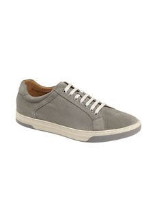 Johnston & Murphy Fenton Lace-to-Toe Suede Sneakers