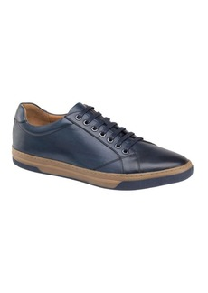 Johnston & Murphy Fenton Lace-Up Leather Sneakers