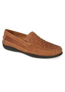 Johnston & Murphy Fowler Woven Loafer (Men)