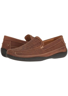 Johnston & Murphy Fowler Casual Woven Venetian Slip-On