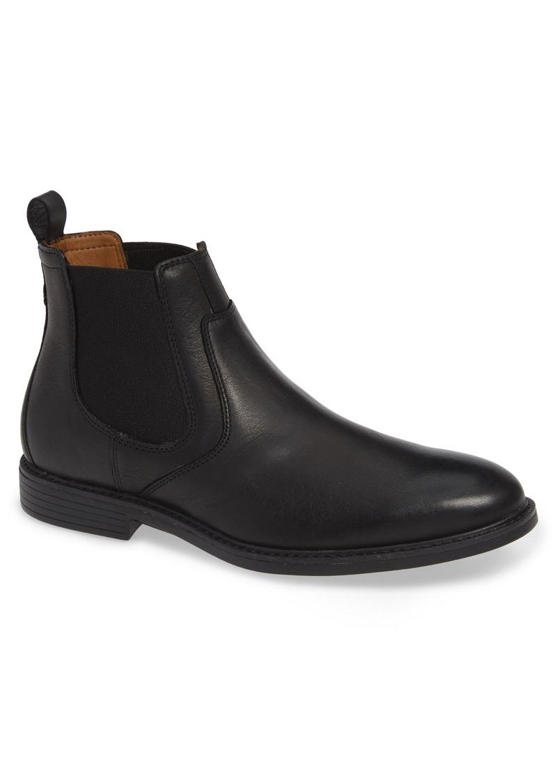 Johnston & Murphy Hollis Waterproof Chelsea Boot (Men)