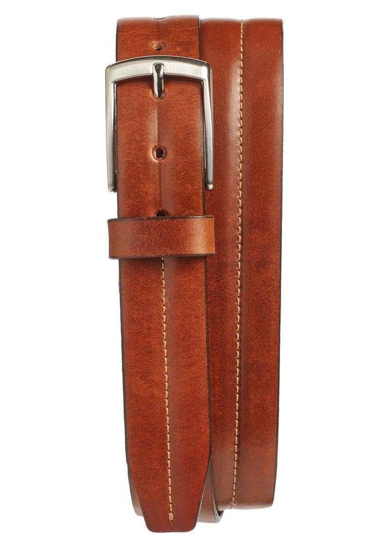 Johnston & Murphy Leather Belt