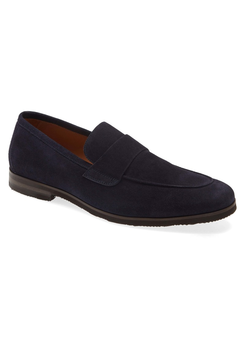 Johnston & Murphy Linford Apron Toe Loafer (Men)
