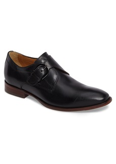 Johnston & Murphy McClain Monk Strap Shoe (Men)