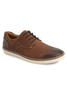 Johnston & Murphy 'McGuffey' Plain Toe Derby (Men)
