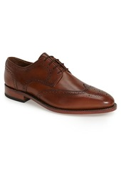 Johnston & Murphy 'Melton' Wingtip (Men)