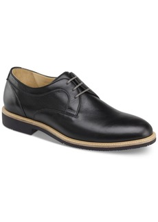 Johnston & Murphy Men's Barlow Plain Toe Lace-Up Oxfords Men's Shoes